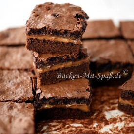 Dulce de Leche Brownie